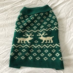 Sweaters - Dog Christmas sweater